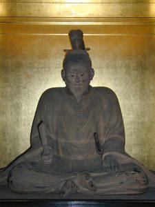 満昌寺 三浦義明坐像