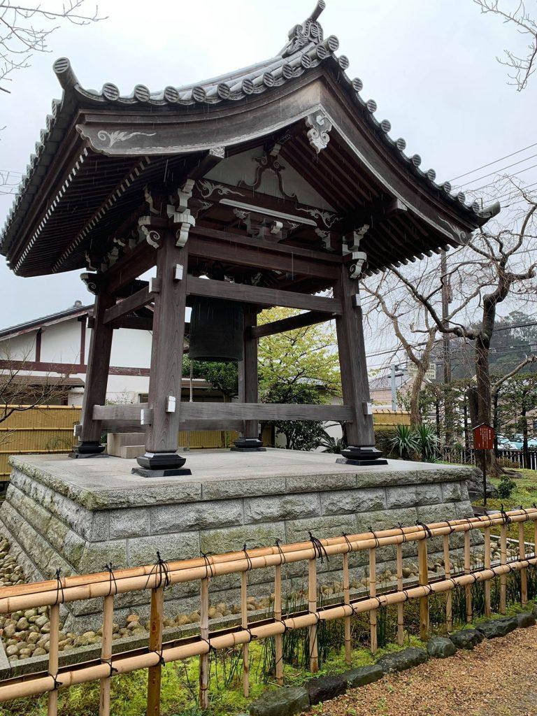 満昌寺 鎮魂の鐘
